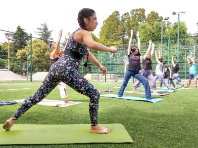 Mulchén potencia el deporte como factor protector en Campaña de Verano
