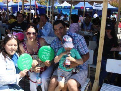 En Los Muermos entregan recomendaciones de la campaña de verano #SENDATeCuida