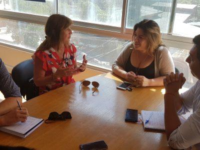 SENDA y FOSIS buscan concretar acciones en conjunto para mejorar calidad de vida en Atacama
