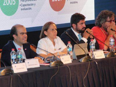 DIRECTOR NACIONAL DE SENDA REPRESENTA AL GOBIERNO DE CHILE EN EL CONGRESO LATINOAMERICANA DE AUTORIDADES LOCALES