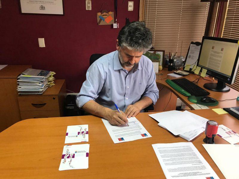 """Dirección del Trabajo de Magallanes implementará programa de prevención laboral de SENDA denominado """"Trabajar con Calidad de Vida"""""""