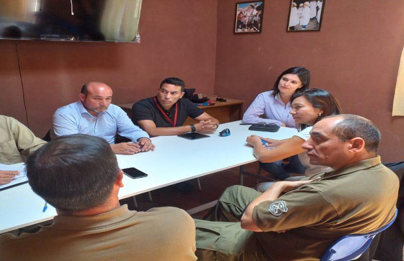 SENDA forma parte de la primera mesa Integral de Intervención Familiar en la Provincia de Parinacota