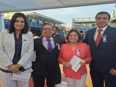 SENDA Arica participó en inicio de año escolar 2019