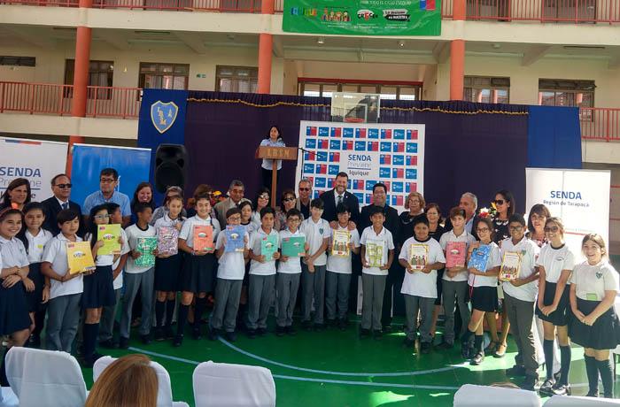 Más de 65 mil escolares implementarán programas preventivos del consumo de alcohol y otras drogas en Tarapacá