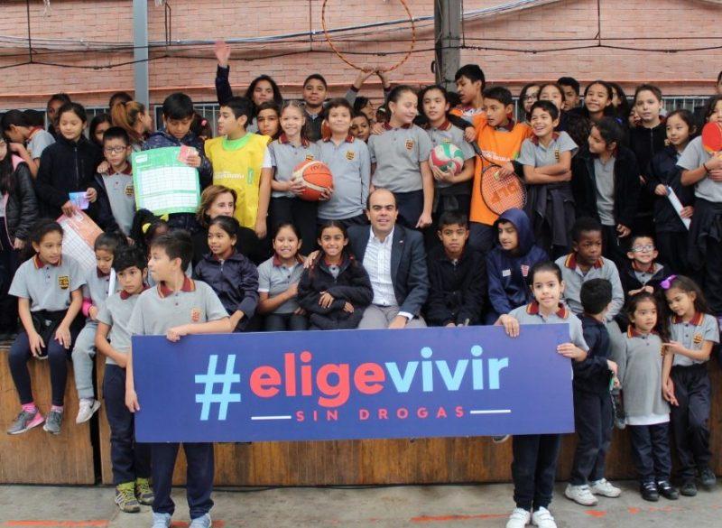 MINISTERIO DE EDUCACIÓN LANZA ESCUELAS ABIERTAS PARA INCENTIVAR ACTIVIDADES EXTRAPROGRAMÁTICAS EN ESTABLECIMIENTOS EDUCACIONALES