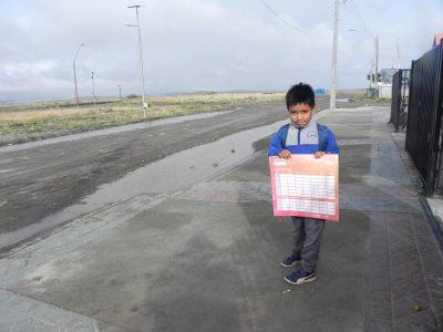 Porque Santiago no es Chile y Punta Arenas no es Magallanes, en la comuna rural de San Gregorio, SENDA inauguró el año escolar preventivo en la región