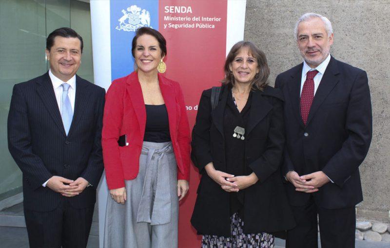 SENDA REALIZA EXITOSO SEMINARIO DE BUENAS PRÁCTICAS DE CENTROS DE TRATAMIENTO EN TRIBUNALES DE TRATAMIENTO DE DROGAS (TTD)
