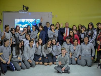 """Magallanes implementará Plan """"Elige Vivir Sin Drogas"""" anunciado por el presidente Sebastián Piñera en cadena nacional"""