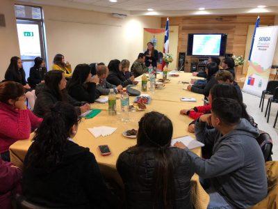 Amplia participación de la comunidad organizada de Porvenir para prevenir el consumo de alcohol y otras drogas
