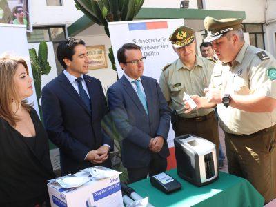 Narcotest comenzará a regir este jueves en Atacama