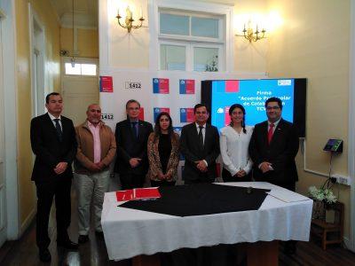 Nuevas organizaciones públicas y privadas se suman al programa laboral preventivo de SENDA Tarapacá