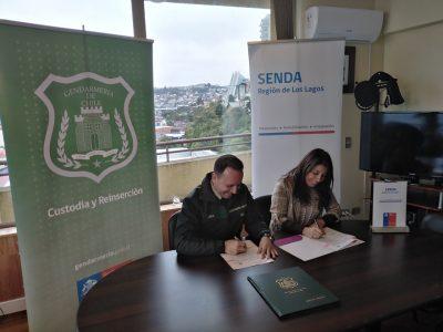 Nuevas organizaciones laborales se integran al programa Trabajar con Calidad de Vida de SENDA