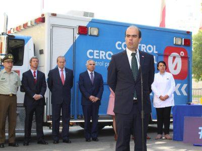 CONTROLES PREVENTIVOS DE CONDUCCIÓN CON DROGAS COMIENZAN ESTE FIN DE SEMANA