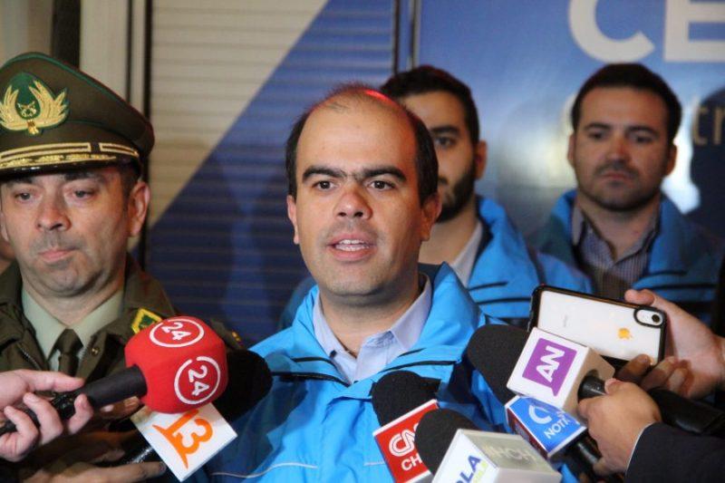 """DIRECTOR DE SENDA ENCABEZA PRIMERA FISCALIZACIÓN CON DISPOSITIVO """"NARCOTEST"""""""
