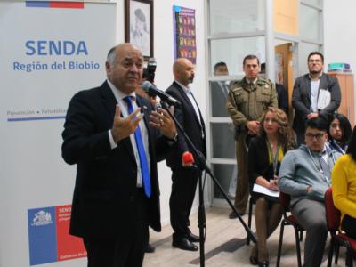 SENDA lanza Plan Preventivo  de drogas enfocado en estudiantes de enseñanza media