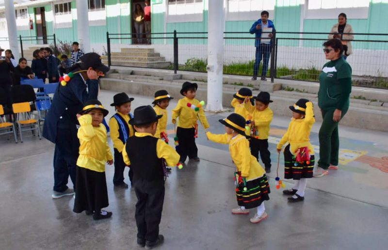 SENDA Previene Putre inició año escolar Preventivo