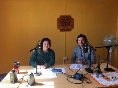 """EQUIPO SENDA MEJILLONES CUENTA CON NUEVO ESPACIO RADIAL """"PREVINIENDO EN COMUNIDAD"""""""