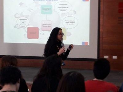 Alumnos de educación superior de Los Ángeles se forman como monitores preventivos