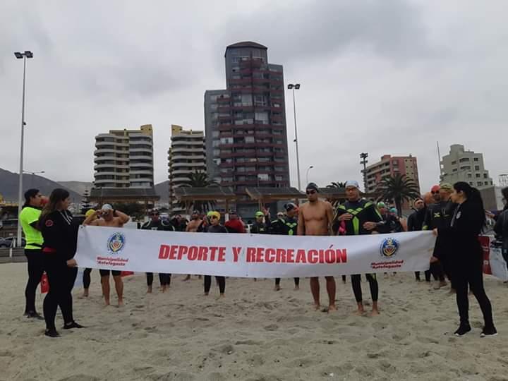 """Colaborador de SENDA ganó los 2k en """"Travesía Náutica Futuro Esplendor Antofagasta 2019"""""""
