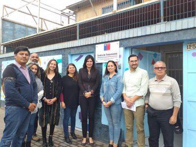 SENDA Arica reafirma su compromiso con la rehabilitación e instala primera placa en Centro de Tratamiento Nacho Vergara