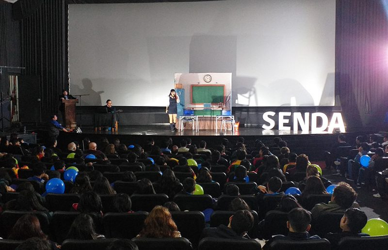 Más de 600 niños conmemoraron el día mundial de la Prevención en Arica