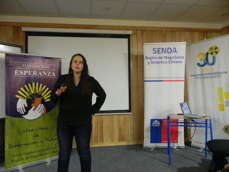 Se profundiza trabajo colaborativo entre Senda y Fundación Esperanza