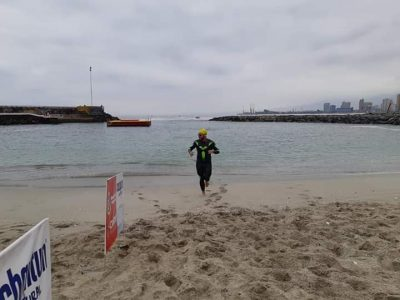"""Nadadores de todas las edades participarán en """"Travesía Náutica Pacífico Senda 2019"""""""