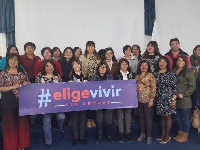 En Antofagasta y Calama   SENDA dictó las primeras charlas de Fortalecimiento de Habilidades Parentales