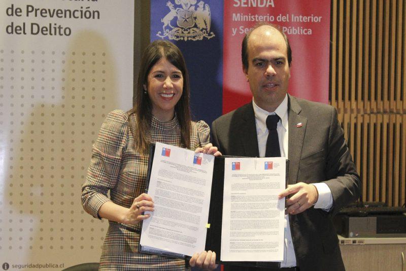 SENDA ASESORARÁ A FUNCIONARIOS DE LA SPD PARA PREVENIR EL CONSUMO DE DROGAS Y ALCOHOL