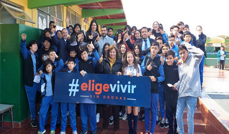 Estudiantes de Arica y Parinacota contarán historias de Prevención