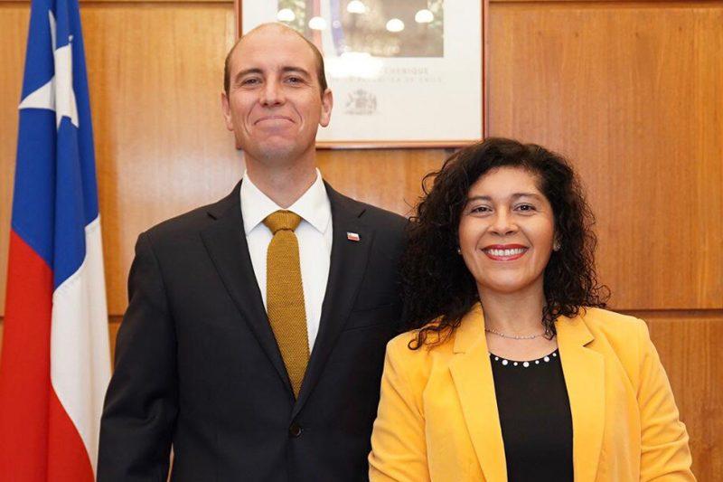 ÑUBLE TIENE NUEVA DIRECTORA REGIONAL DE SENDA
