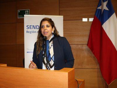 Directora de Senda Araucanía invita a participar en la elección 2019 del Consejo de la Sociedad Civil del Servicio