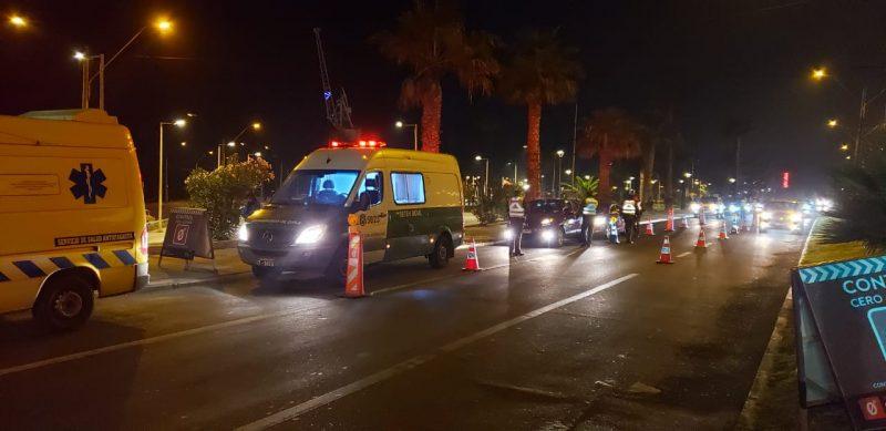 Primer caso de conducción bajo efectos de Cocaína detectado por Nacotest de Senda en Antofagasta