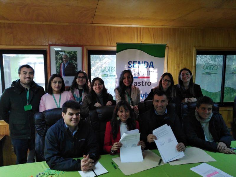 En Chiloé y con acciones de fortalecimiento parental finalizan actividades por Mes de la Prevención del Consumo de Drogas