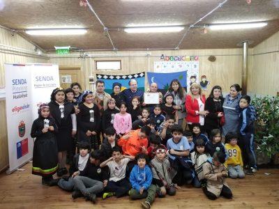 Escuela Cordillera Nevada son los ganadores regionales  de Concurso Mi Colegio Elige Vivir Sin Drogas