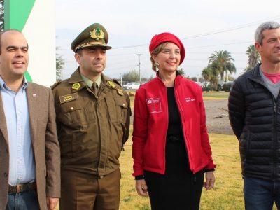 MINISTERIO DE TRANSPORTES JUNTO A SENDA ANUNCIAN REFUERZO DE FISCALIZACIONES EN RUTA POR FIN DE SEMANA LARGO