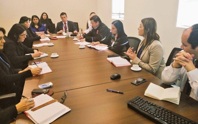 Senda y Hospital Regional de Concepción implementan nueva etapa de programa Trabajar con Calidad de Vida