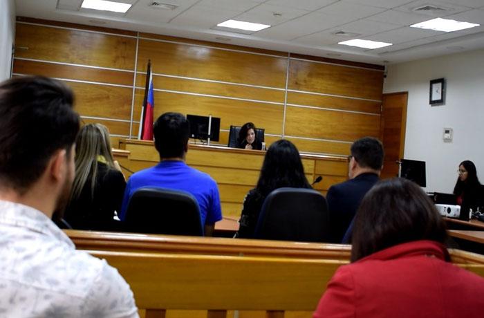 Tres jóvenes iquiqueños egresaron de los Tribunales de Tratamiento de Drogas en Tarapacá