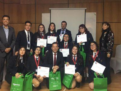 Colegio Santo Domingo Savio gana debate de prevención del consumo de drogas y alcohol en Arica