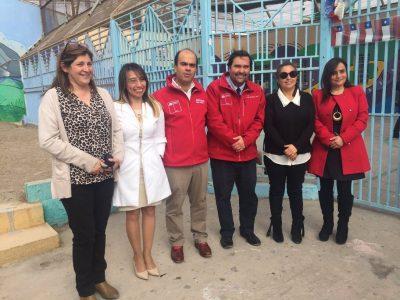 """SENDA Y CARABINEROS LANZAN TERCERA ETAPA DEL PLAN """"ESTUDIA SIN DROGAS"""" EN ANTOFAGASTA"""