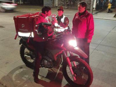 Operativo Tolerancia Cero estuvo centrado en locomoción colectiva y motocicletas en Curicó