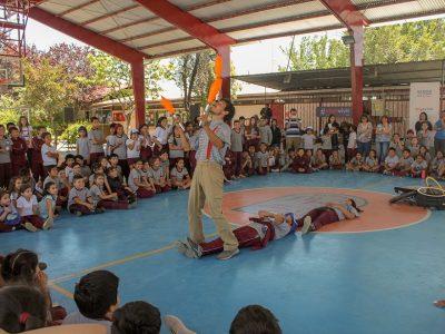 Alegría y gran participación se vivió en la Feria Deportiva y Recreativa SENDA 2019
