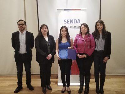 Organizaciones laborales de la región recibieron certificación por su participación en programa Trabajar con Calidad de Vida