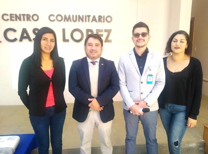 En comuna de Cabildo culminan talleres de Parentalidad Positiva