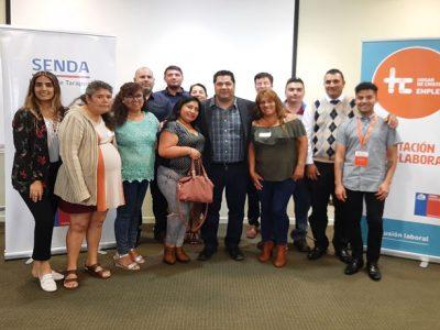 Usuarios de centros de tratamientos en convenio con SENDA  obtienen herramientas laborales