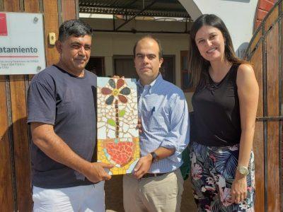 DIRECTOR NACIONAL DE SENDA VISITA REGIÓN DE ARICA Y PARINACOTA PARA CONTINUAR CON EL TRABAJO PREVENTIVO EN EL PAÍS