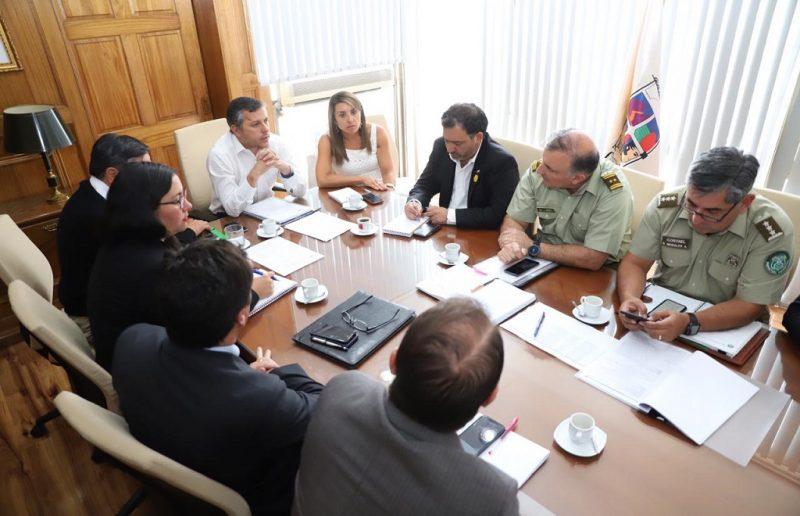 Autoridades regionales realizaron positivo balance de la campaña «Fin de Año Seguro»