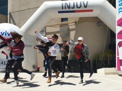 SENDA, INJUV y TRM forman alianza y ofrecen a jóvenes maulinos oportunidad para desarrollar sus talentos en la danza