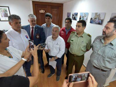Sin víctimas fatales culminan fiestas de fin de año en Tarapacá