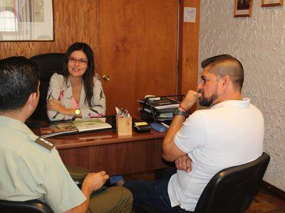 SIAT de Carabineros y SENDA reafirman compromiso con la Prevención en Arica